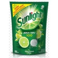 SUNLIGHT DISH WASH LIME REFIL 780ML