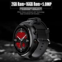 STOK TERBATAS IQI i4 Air Smartwatch Android 2Gb Ram 16GB Rom 3G GPS