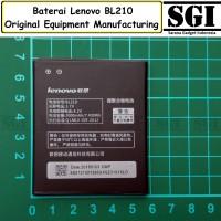 Baterai Handphone Lenovo BL210 S820E A536 Original OEM Batre Batrai HP