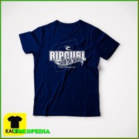 Harga best seller t823 kaos baju combed 30s distro ripcurl rip curl live | Pembandingharga.com