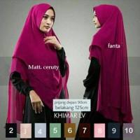 Jual Hijab Instan Syari Dobel Layer Murah