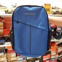 Tas Sekolah Airwalk Backpack Blue