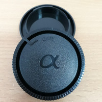 Rear Cap dan Body Cap Sony Alpha SLR/SLT A-mount