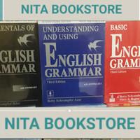 1 PAKET 3 BUKU ENGLISH GRAMMAR BETTY SCHRAMPFER AZAR EDITION 3