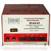 STABILIZER TOYOSAKI SVC-1000N 110V-220V 1000WATT