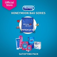 Durex Honeymoon Bag - Satisfying Pack