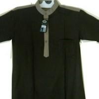 GROSIR Baju muslim Gamis Jubah anak lengan panjang Pria No.10-12