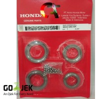 Comstir Race Steering Ball Honda Supra ALL Vario Beat Bebek Matic GN5