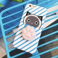 New Case Squishy Seal for iPhone 7/8