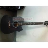 Harga qary gitar gitar akustik elektrik merk yamaha equalizer toner | Pembandingharga.com