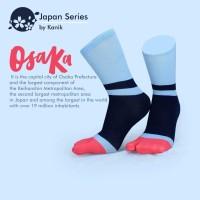 Kaos Kaki Kanik Japan Series Osaka - Kaos Kaki Kanik Motif Muslimah