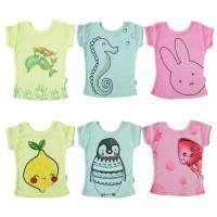 Kazel Tshirt Girl Mermaid Edition