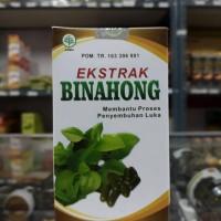 Kapsul Ekstrak BINAHONG Almanar Original