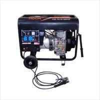 Genset Las Solar / Mesin Las Diesel Generator Tigon TWG-5200 DE