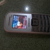 Handpone Samsung gt e1205t norml n msh segel