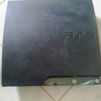 PLAYSTATION 3 PS3 PS 3 SLIM SECOND KONDISI YLOD CFW 4.81