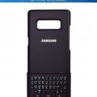 SAMSUNG Galaxy Note 8 QWERTY Keyboard Cover ORIGINAL