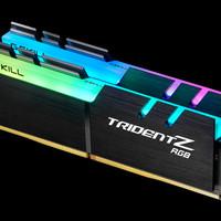 Memory G.Skill Trident Z RGB DDR4 2x8GB 3600Mhz - F4-3600C19D-16GTZRB