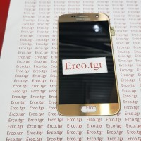 LCD + Touchscreen SAMSUNG S7 Flat G930 Gold Original