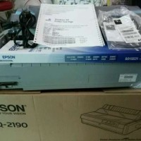 Jual Epson LQ 2190 Printer dotmatix double folio