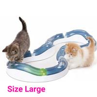 Mainan Kucing Roller Circuit Large