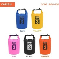 TAS ANTI AIR 3 L OCEAN PACK waterproof kamera action HP iphone samsung