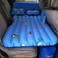 Matras Mobil Karakter Kartun Kasur Angin Anak Tempat Tidur Car Air Bed