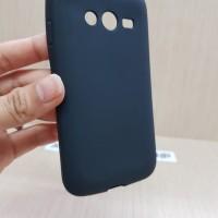 Case Slim Black Matte Samsung Galaxy V G313 Galaxy V Plus Duos G316H