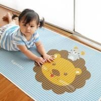 Babymix - Perlak Karet Bayi Ukuran 90x60 cm - London