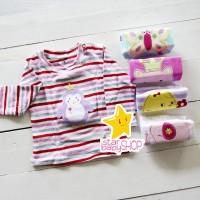 Baju Bayi Kaos Bayi Lengan Panjang Kaos Anak - Carters 5in1 Baju Bayi