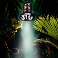 50w Lampu Reptile UVA UVB 3.0