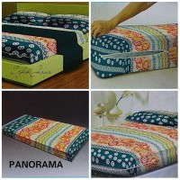 Sprei Rivest 160x200 tinggi 25 / Sprei No.2 Full Cover Resleting