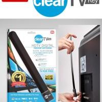 Clear TV HDTV Digital Indoor Antenna – Antena Dalam Ruangan