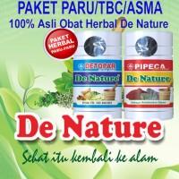 Obat Paru-Paru - ISPA - TBC - Batuk Menahun - Herbal Aman De Nature