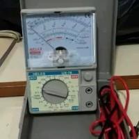 multimeter tester heles ux78 ada casingnya praktis buat dibawa bawa