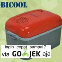 Jual MOBICOOL kulkas mobil mini portabel 6 liter pendingin Murah Murah