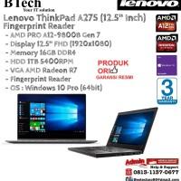 LENOVO ThinkPad A275 AMD PRO A12/16GB/1TB/VGA AMD R7/Win10Pro