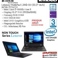 """Lenovo L380-1ID (13.3"""" Inch) Thinkpad 8GB/512GB SSD/Intel UHD/Win10Pro"""