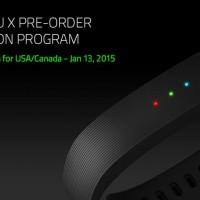 Harga razer nabu x smartband black compatible with ios | antitipu.com