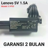 Charger Lenovo 1.5A Original Ori 100% Kabel Pipih A1000 A6600 A7000