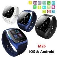 Jam Tangan Smartwatch M26 M26 Smart Watch Android Ios Canggih Murah