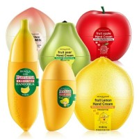 BIOAQUA Fruitful Hand Milk Creams 40gr - Dengan 6 pilihan aroma buah