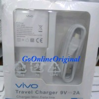 Charger Carger Hp Vivo X Play 6 7 Y79 Y67 Y66 Y66i 2A 9V Original Ori