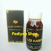 Herbal Laki Laki : LQ Man Stamina Pria Luar Biasa