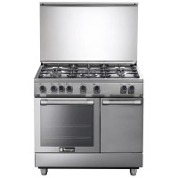 Kompor Gas Oven Tecnogas N3X9BG5VC Freestanding Cooker - JADETA