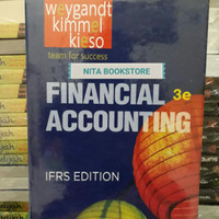 Financial Accounting edition 3 (hard cover)