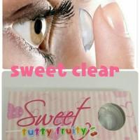 Harga softlens sweet clear softlen bening minus tinggi | antitipu.com