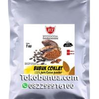 BT Java Cocoa Dark coklat murni 100% cocoa 1 KG