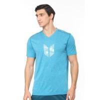 Enzoro - Pakaian Olahraga Pria Horatio T-shirt Blue Jay