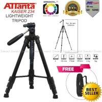 Attanta Kaiser 234 2Gen Tripod Profesional Video,Kamera,Camera Orginal